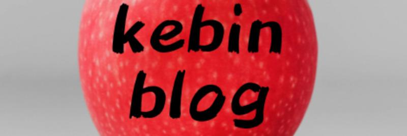 Kebinblog